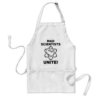 Mad Scientists Unite Standard Apron