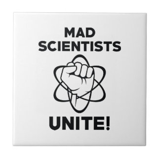 Mad Scientists Unite Tile