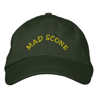 Mad Scone: Personalized Adjustable Hat