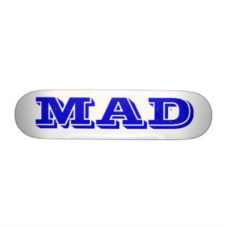 MAD SKATEBOARD DECK