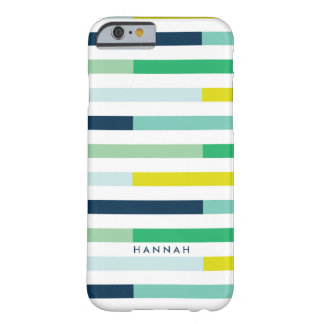 Mad Stripes Barely There iPhone 6 Case