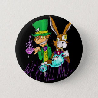 MAD TEA PARTY button