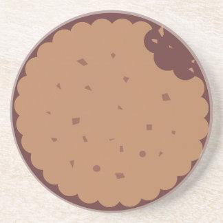 mad tea party preppy cookie coaster