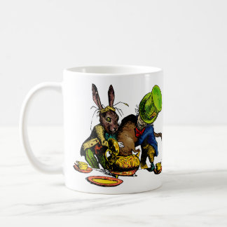 Mad Teaparty Coffee Mugs
