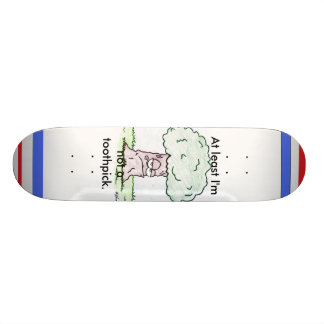 Mad Tree Board 21.6 Cm Old School Skateboard Deck