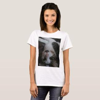 Mad upside down cat,  FiXED T-Shirt
