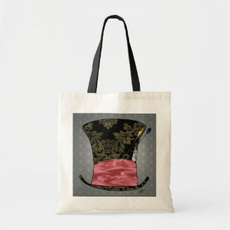 'Mad Victorian' Tote Bags