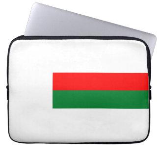 Madagascar country long flag nation symbol republi computer sleeves
