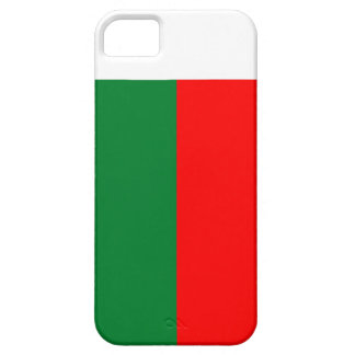 Madagascar country long flag nation symbol republi iPhone 5 case