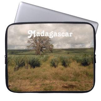 Madagascar Countryside Computer Sleeves