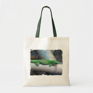 Madagascar Giant Day Gecko Tote Bag