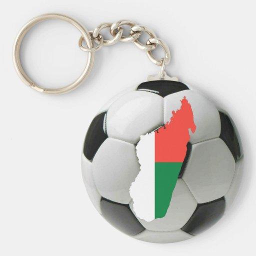 Madagascar national team keychains