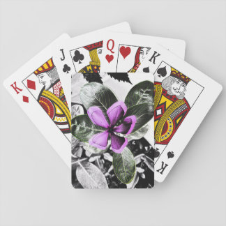 Madagascar Periwinkle Party Game Playing Cards