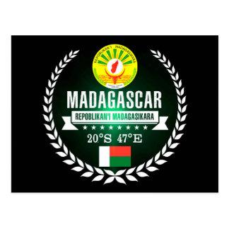 Madagascar Postcard