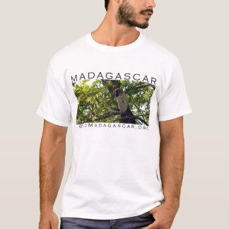 MADAGASCAR: sifaka lemur shirt