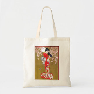 MADAM BUTTERFLY TOTE BAG