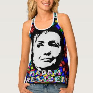 Madam President Singlet