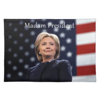 Madam President Style 1 Placemat