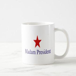 Madam President's Mug