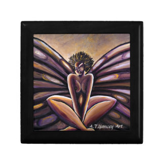 Madame Butterfly III Giftbox Small Square Gift Box