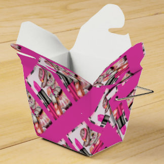 MADAME CAT FAVOR TAKE OUT FAVOUR BOX