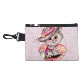MADAME CAT Key Coin Clutch bag