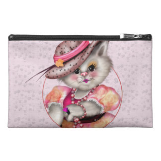 MADAME CAT Travel Accessory Bag
