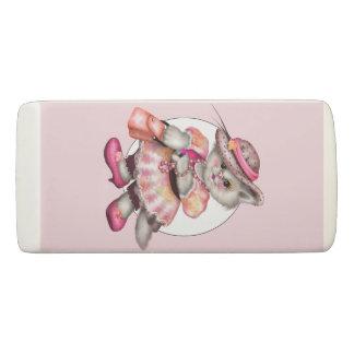 MADAME CAT  WEDGE Eraser