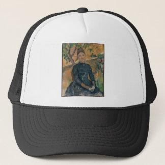 Madame Cézanne (Hortense Fiquet, 1850–1922) Trucker Hat