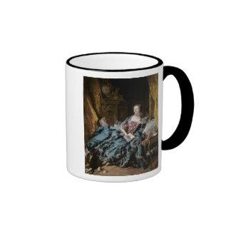 Madame de Pompadour, 1756 Coffee Mug