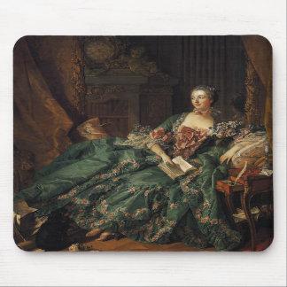 Madame de Pompadour Mouse Pad