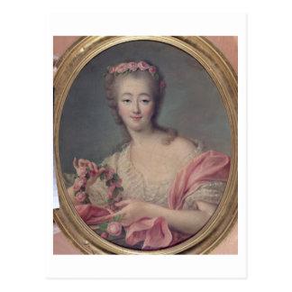 Madame du Barry, 1770 Postcard