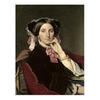 Madame Gonse, 1852 Postcard