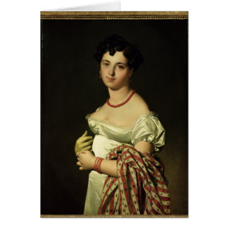 Madame Henri-Philippe-Joseph Panckouke  1811 Card