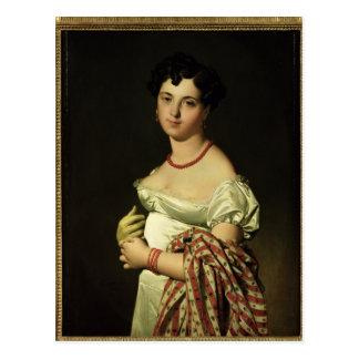 Madame Henri-Philippe-Joseph Panckouke  1811 Postcard