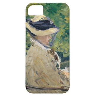 Madame Manet (Suzanne Leenhoff, 1830–1906) iPhone 5 Cover