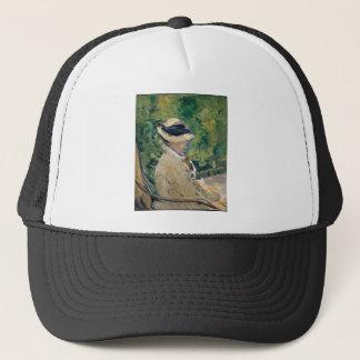 Madame Manet (Suzanne Leenhoff, 1830–1906) Trucker Hat