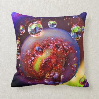 Madame Pele/ Kupu Kupu Fern Cushion