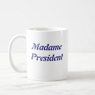 Madame President #nastywomen #vote 2016 mug