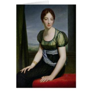 Madame Regnault de Saint-Jean d'Angely Card