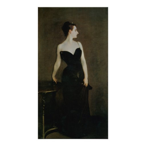 Madame X by John Singer Sargent Poster