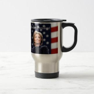 MadamPresident Travel Mug