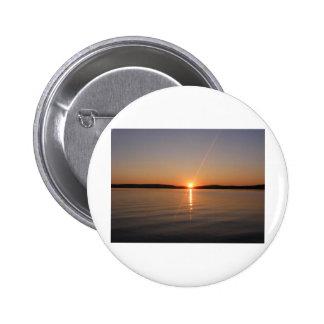Madawaska Lake Sunset Maine Pins