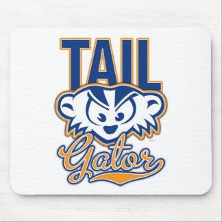 MadBadger TAILgator BLUE Mouse Pad