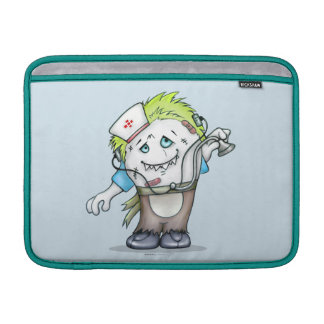 "MADDI ALIEN MONSTER CARTOON Macbook Air 13 "" MacBook Sleeve"