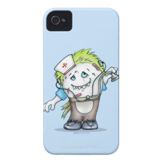 MADDI ALIEN MONSTER iPhone 4  Barely There Case-Mate iPhone 4 Cases