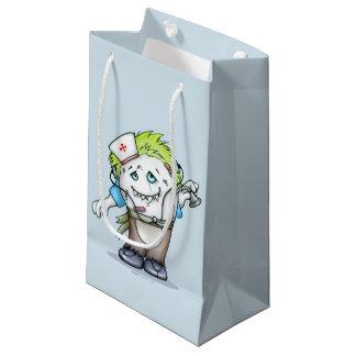 MADDI GIFT BAG MONSTER SMALL GLOSSY