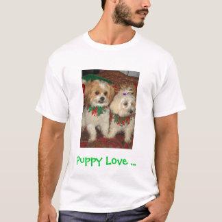 Maddie&Sophie, Puppy Love ... T-Shirt