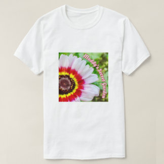 Maddy's Secret Garden Painted Daisy (Men's/Unisex) T-Shirt