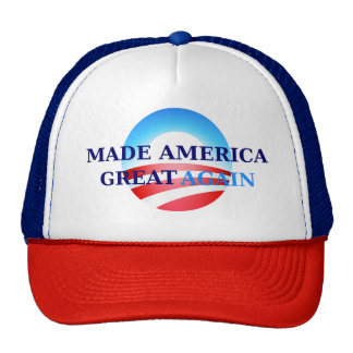Made America Great Again trucker hat